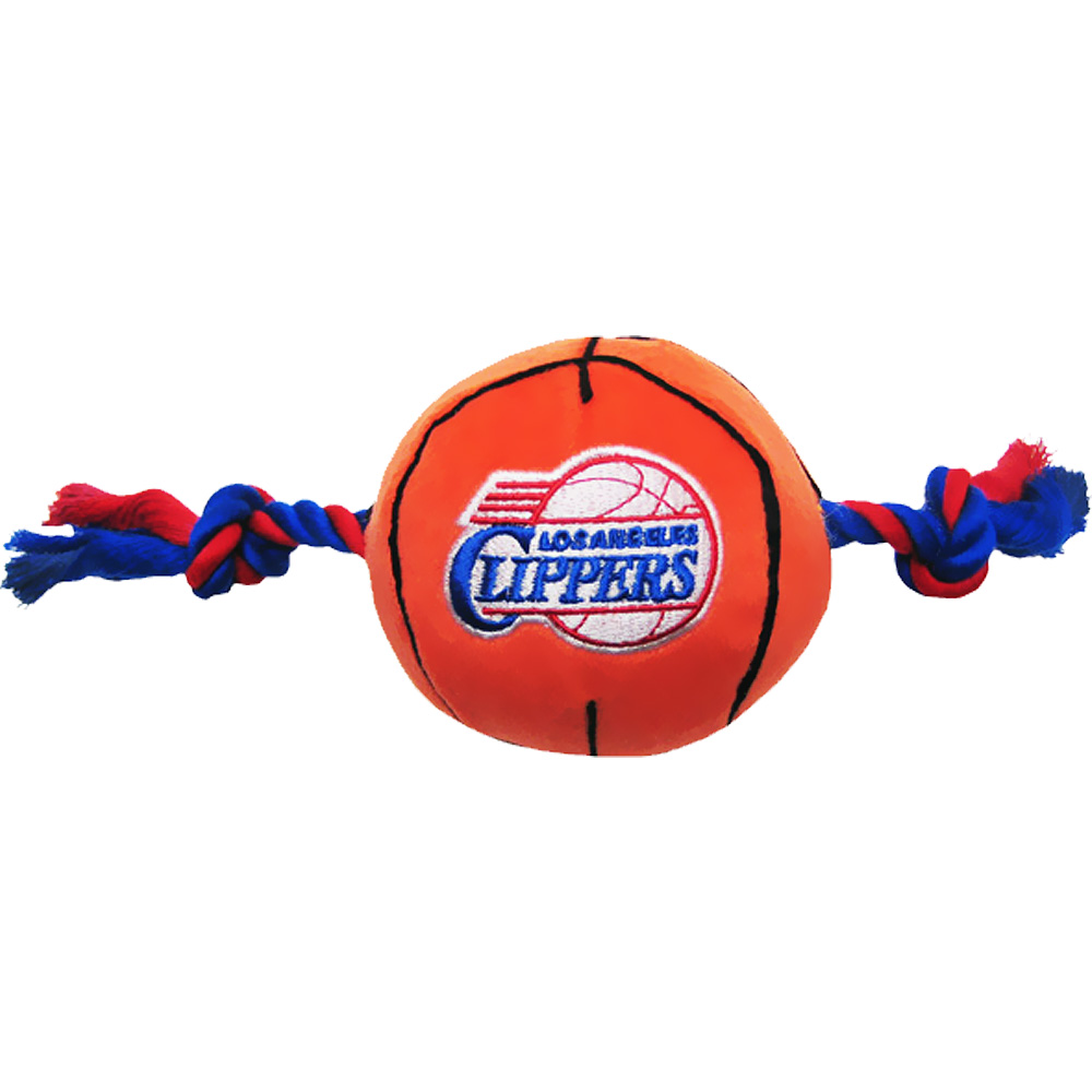 Los Angeles Clippers Plush Dog Toy