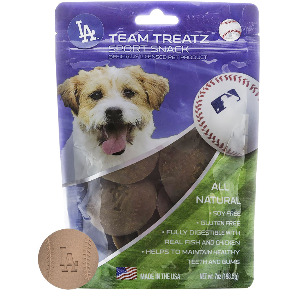 Los Angeles Dodgers Dog Treats