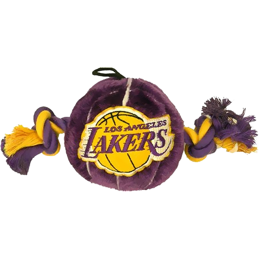 Los Angeles Lakers Plush Dog Toy