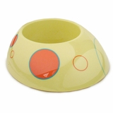 Lucy Pet Bowls - Luscious Lemon (SMALL - 2.5  CUPS)