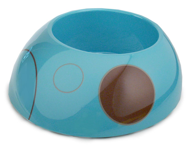 Lucy Pet Bowls -Tangy Turqouise (LARGE - 5 CUPS)