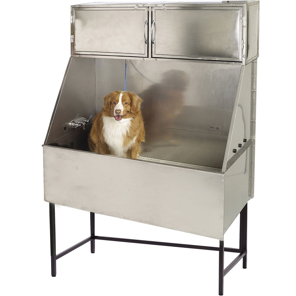 Master Equipment - Deluxe Overhead Tub Cabinet
