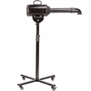 Master Equipment - FlashDry Control Stand Dryer - Black