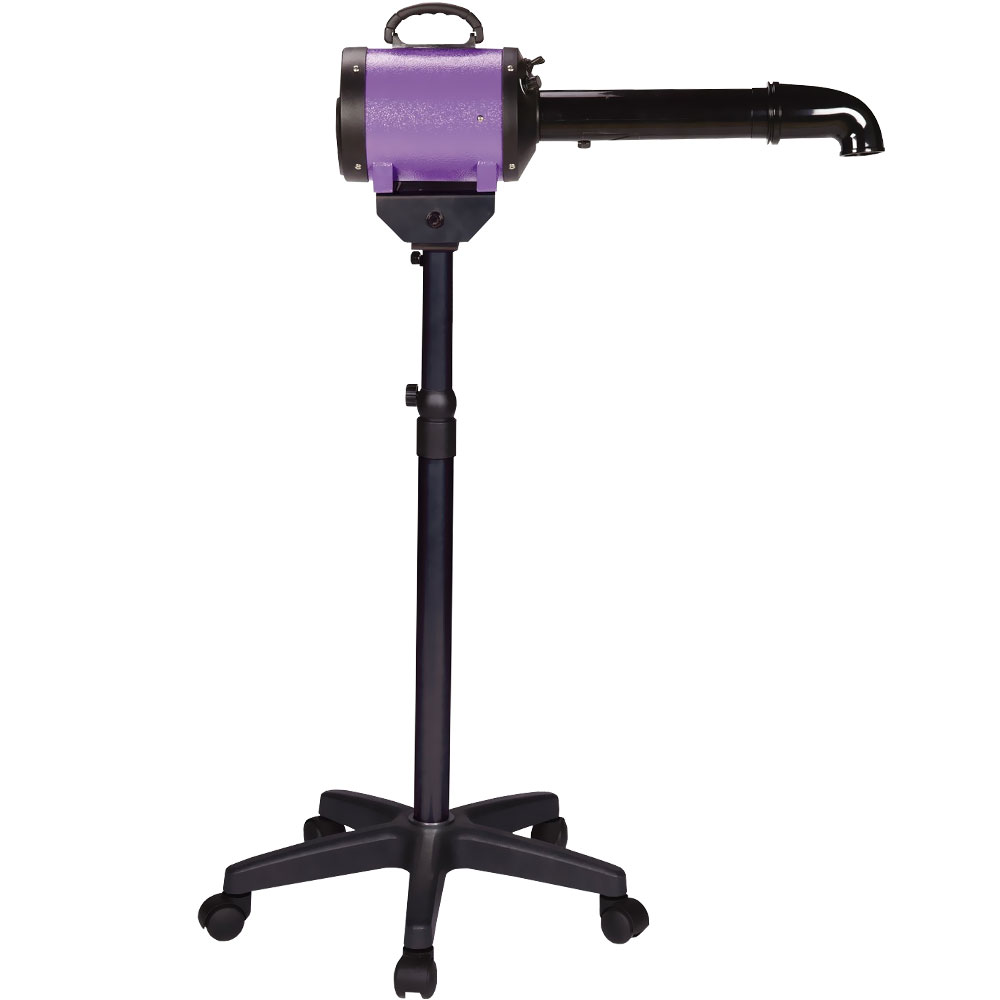 Master Equipment - FlashDry Stand Dryer - Purple