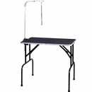 Master Equipment - Groom Table with Arm (48x24x30In)