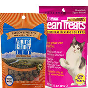 Meaty Cat Treats