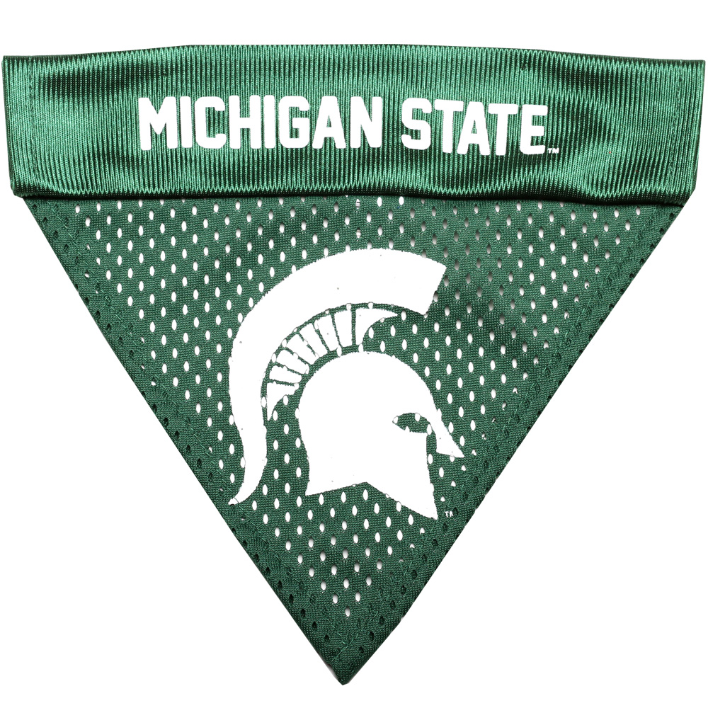 Michigan State Dog Bandana