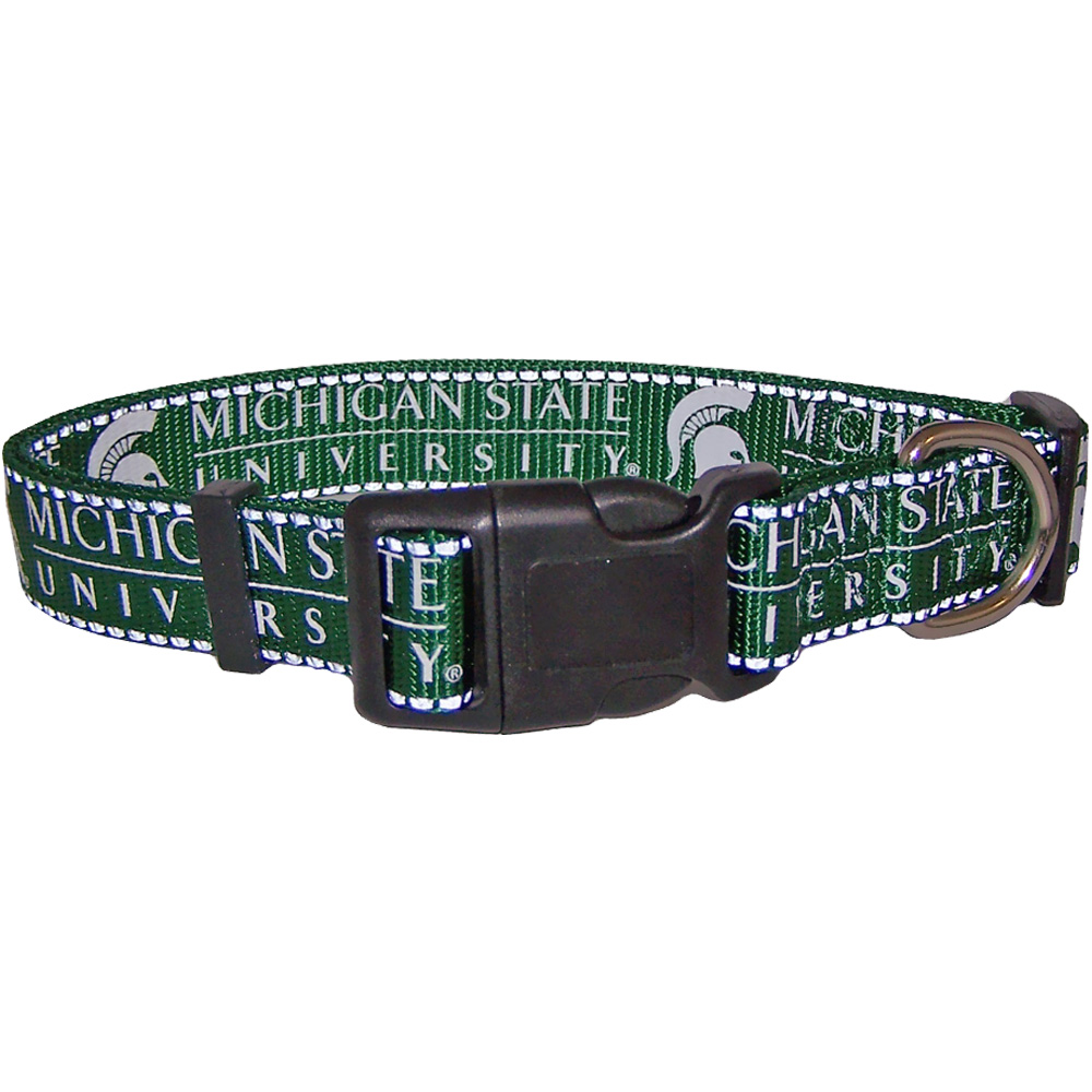 Michigan State Dog Collars & Leashes