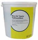 Micro Vet Equine Traditional Blend