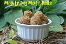 Mighty Dog Quinoa Balls Recipe