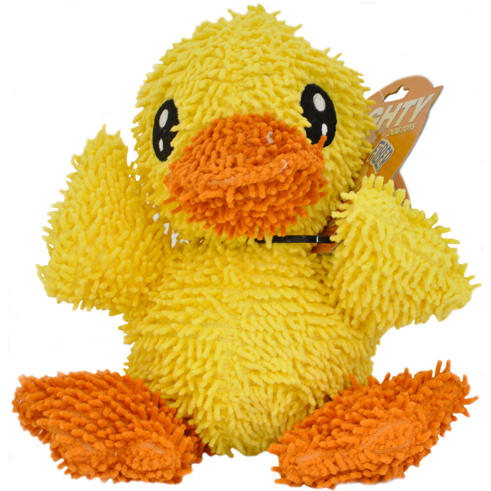 Mighty Micro Fiber Dog Toy - Duck