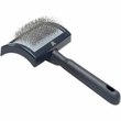 Millers Forge Curved Slicker Brush - MINI