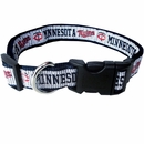 Minnesota Twins Collar - Ribbon (Large)