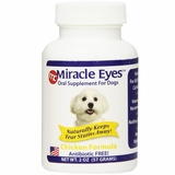 Miracle Eyes Oral Supplement for Dogs - Chicken (2 oz)