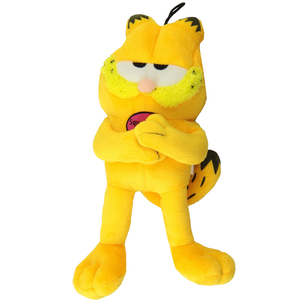 "Multipet Garfield Plush Dog Toy - 15"" (Assorted)"