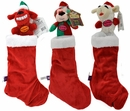 Multipet Holiday Dog Toy Stockings