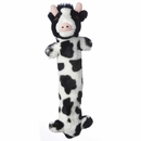 MultiPet Look Who's Talking Loofa Cow (12 inches)
