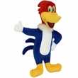 Multipet Woody Woodpecker Plush Dog Toy - 11""