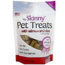 My Skinny Pet Mini Treats - Salmon & Rice (7 oz)