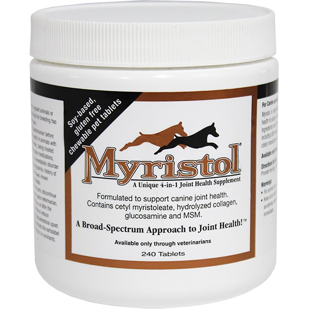 Myristol Canine - Medium (240 Tabs)