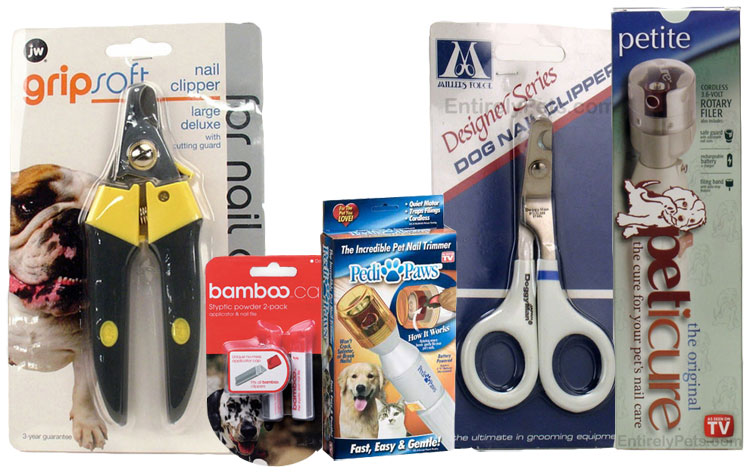 Nail Clippers / Scissors / Files / Trimmers for Dogs