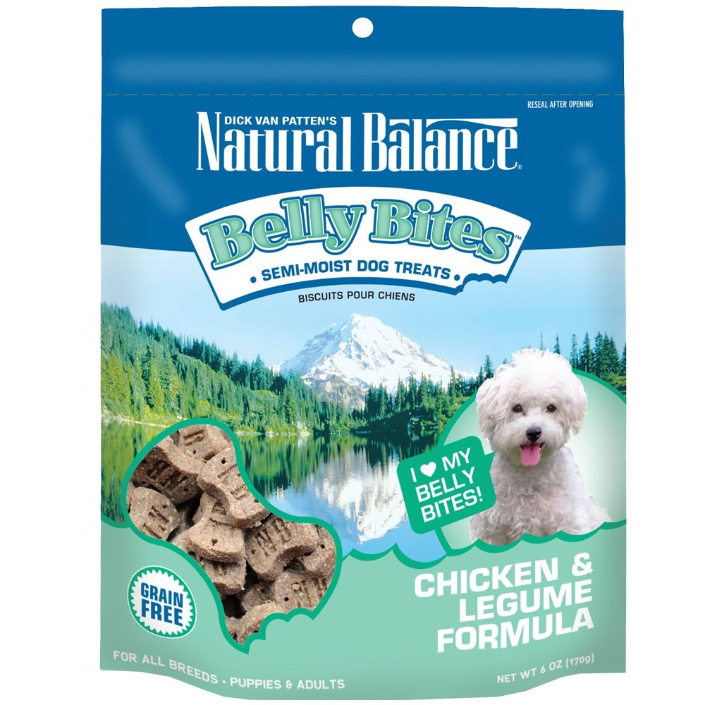 Natural Balance Belly Bites