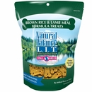 Natural Balance Limited Ingredient Treats - Brown Rice & Lamb (8 oz)