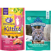 Natural Cat Treats