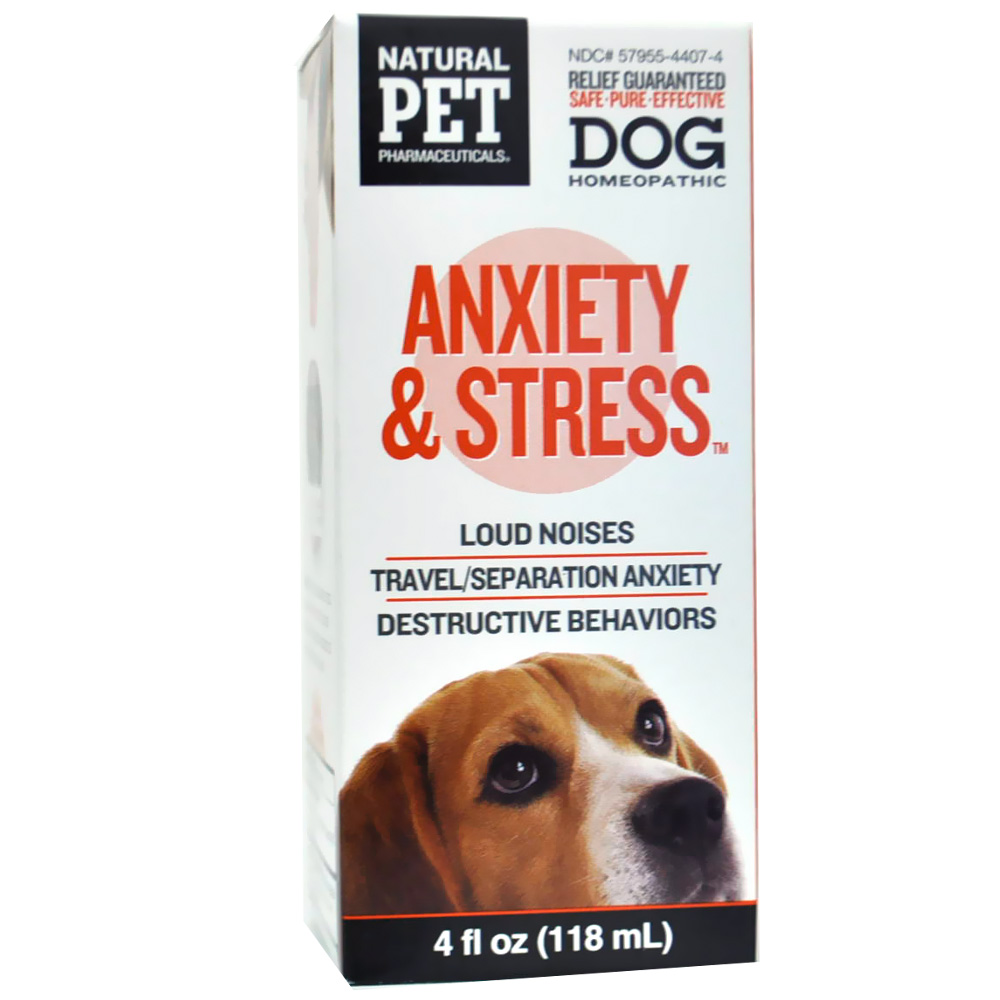Natural Pet Pharmaceuticals Stress Control for Dogs (4 oz)