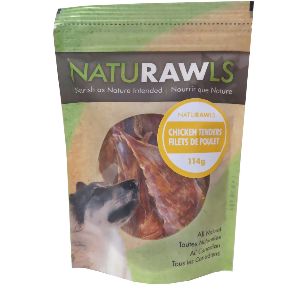 NatuRAWls Chicken Tenders (4.02 oz)