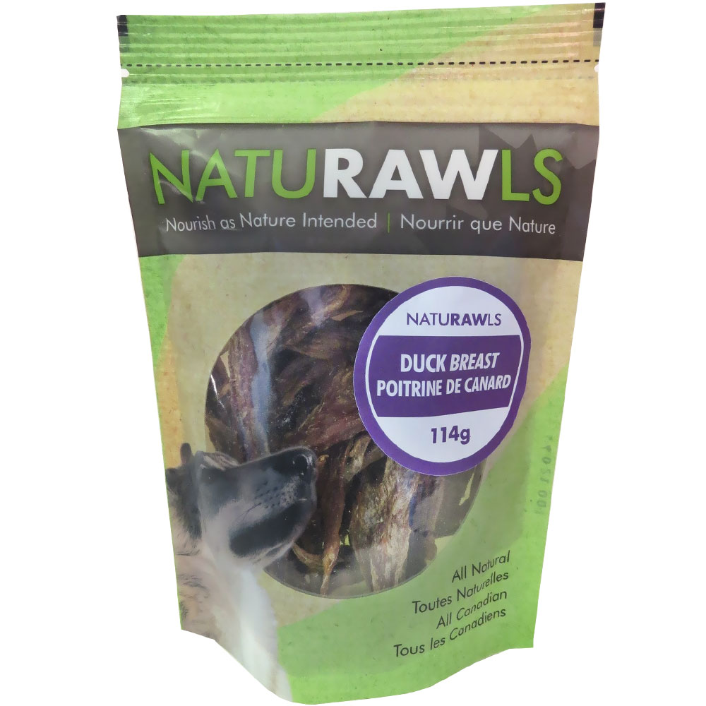 NatuRAWls Duck Breast (4.02 oz)
