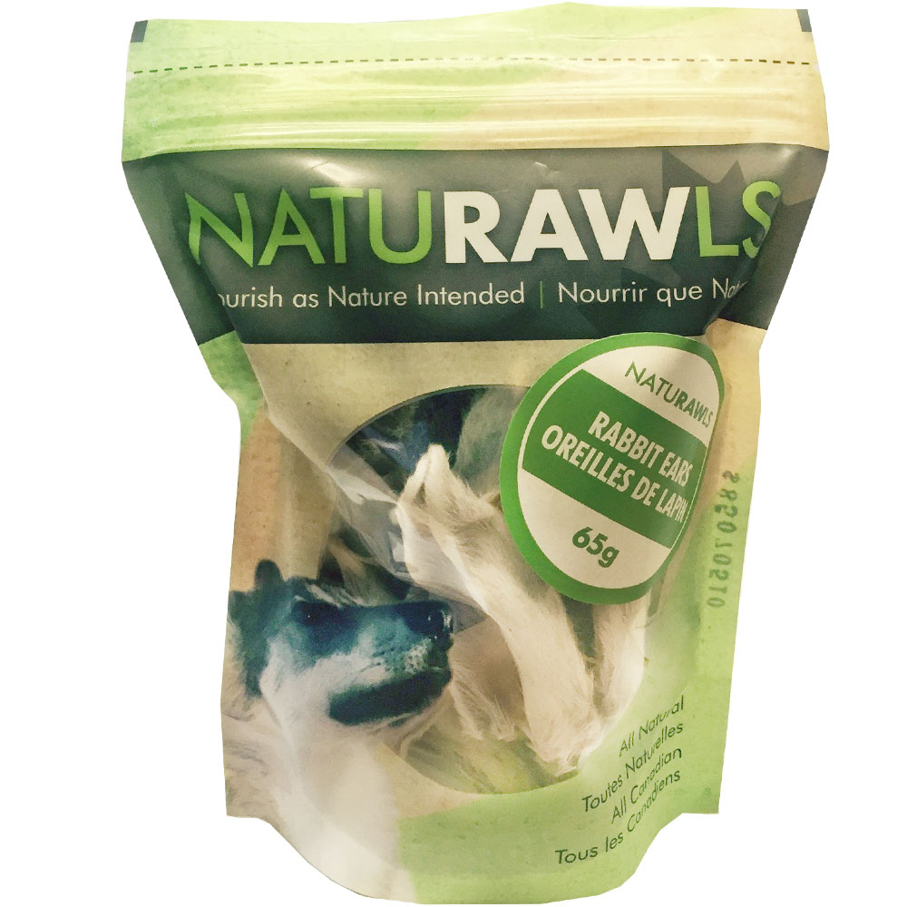 NatuRAWls Rabbit Ears (2.29 oz)