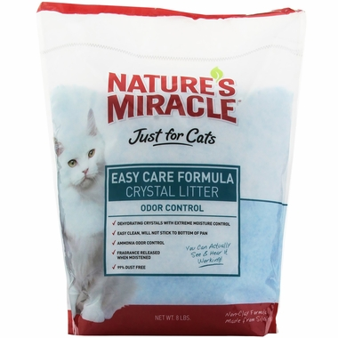 Nature S Miracle Crystal Litter Review
