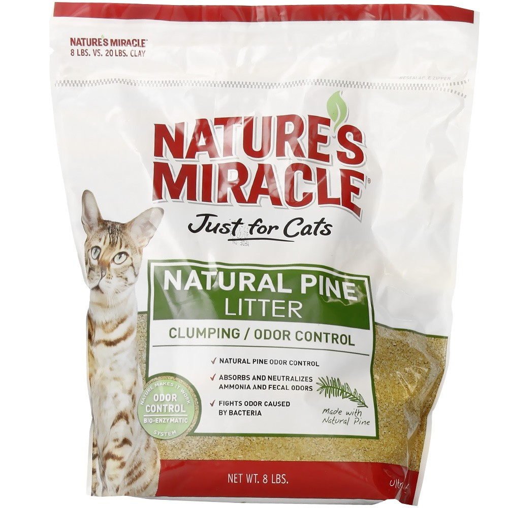 Nature S Miracle Natural Care Litter