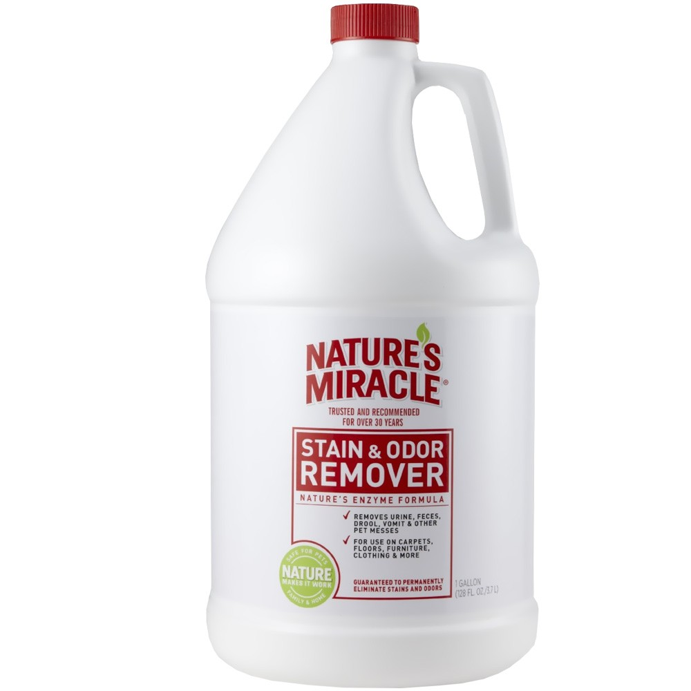 Nature's Miracle Stain & Odor Remover (1 Gallon)