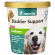 NaturVet Bladder Support Plus Cranberry for Dogs (60 Soft Chew)