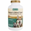 NaturVet Brewer's Yeast & Garlic (1,000 Tabs)