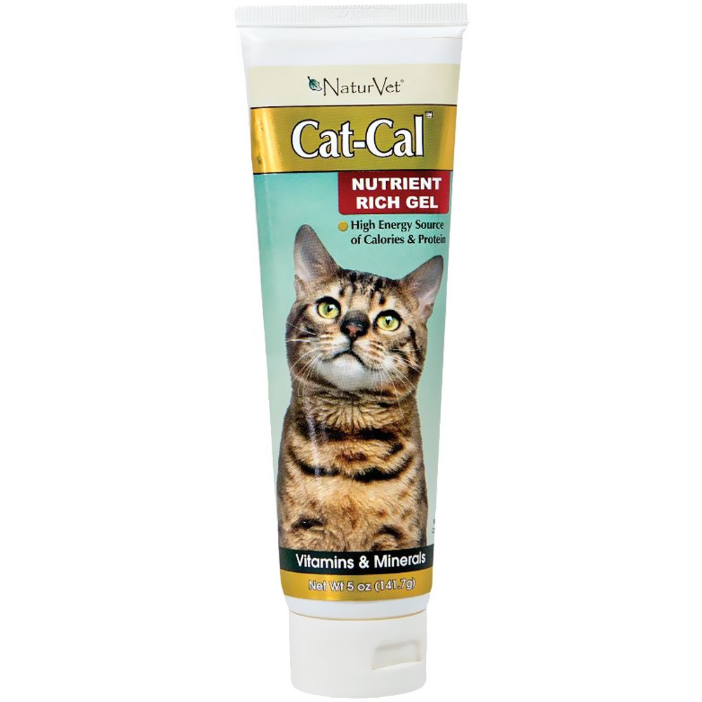 NaturVet Cat-Cal Gel (5 oz)