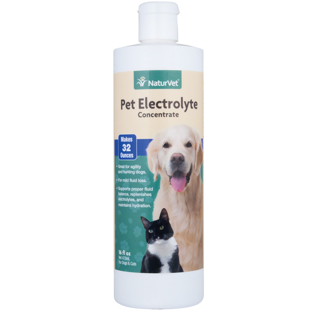 NaturVet Electrolyte Concentrate