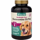 NaturVet Glucosamine DS with MSM - Hip & Joint MAX (60 chewable tablets)