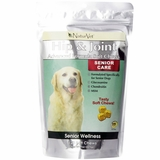 Naturvet Hip & Joint Advance Formula Senior Care (120 soft chews)