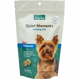 Naturvet Quiet Moments Calming Aid for Dogs & Cats (65 soft chews)