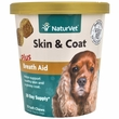 NaturVet Skin & Coat Plus Breath Aid (70 Soft Chews)
