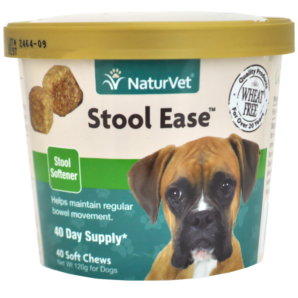 NaturVet Stool Ease (40 Soft Chews)