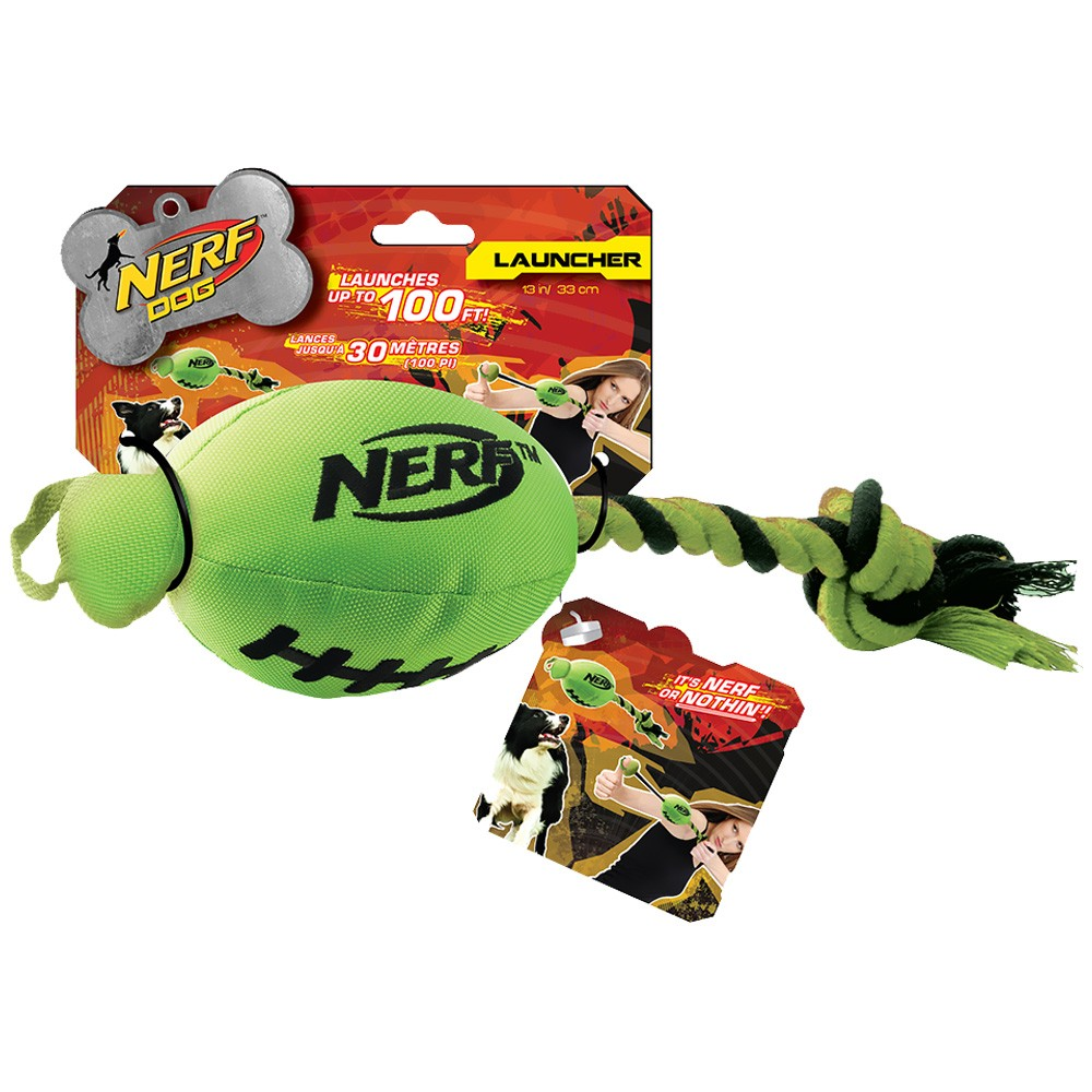 Nerf Dog Launcher