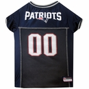 New England Patriots Dog Jersey - Medium