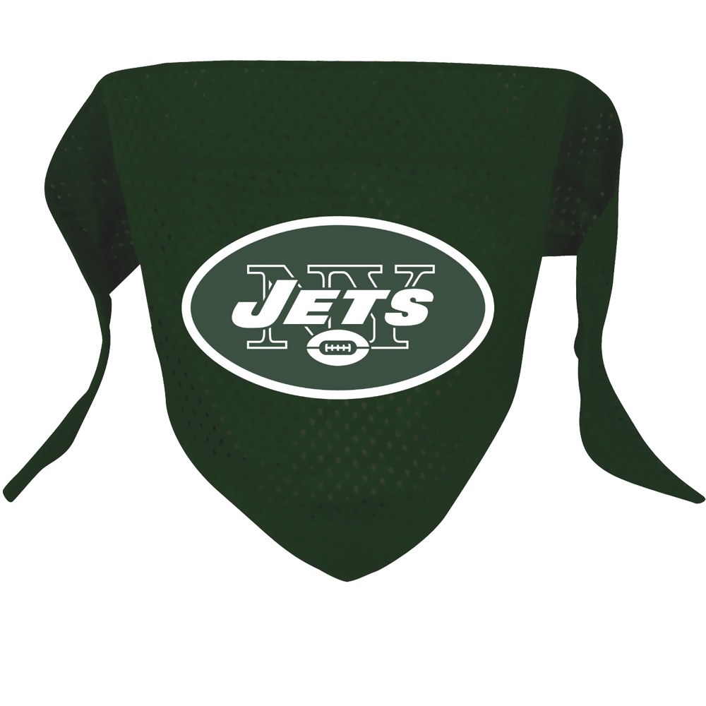 New York Jets Dog Bandanas