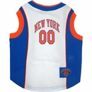 New York Knicks Dog Jerseys