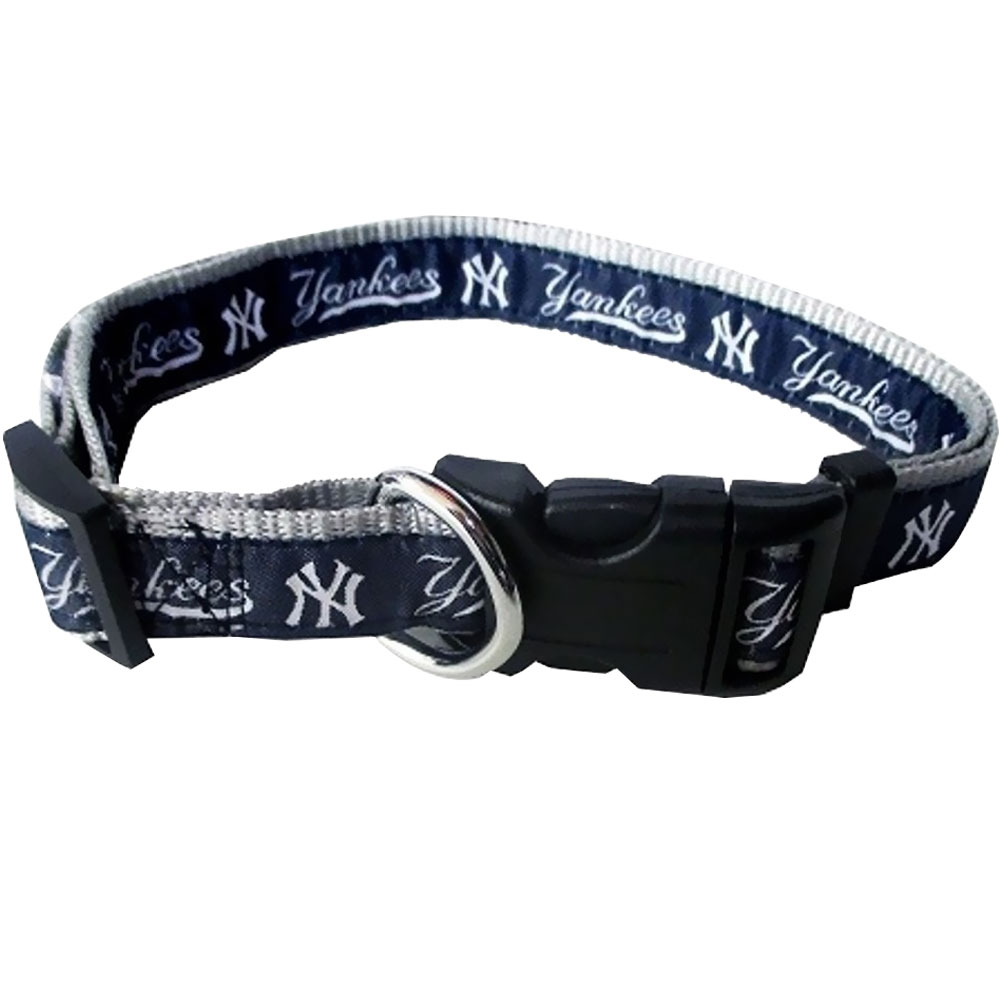 New York Yankees Collar - Ribbon (Large)