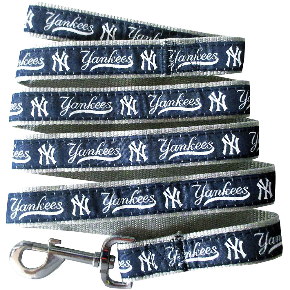New York Yankees Dog Leash - Ribbon